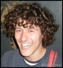 Yanni Smiling