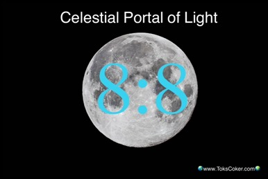 8 CELESTIAL PORTAL OF LIGHT