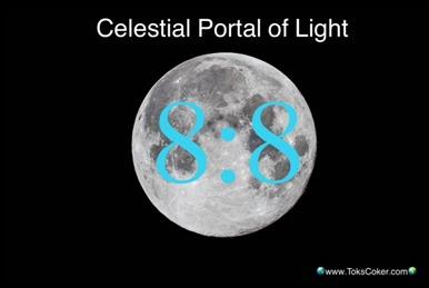 8 CELESTIAL PORTAL OF LIGHT