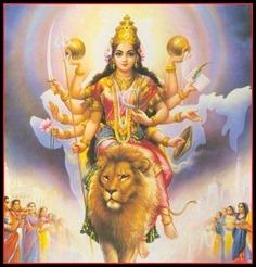 Hindu-Goddess-Devi-Lakshmi-Maa