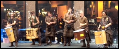 Tribal Scottish Music