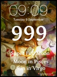 999 super full moon