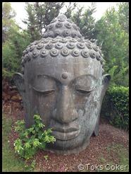 Buddha front