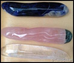 3 powerful wands