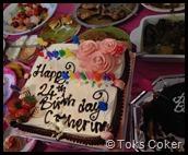 Catherine 24 cake