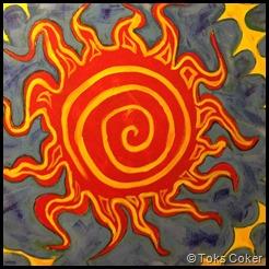 spiralling vortex