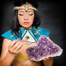 Toks Coker Crystal Healer
