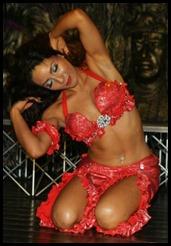 Ariadna Silva Chavez goddess