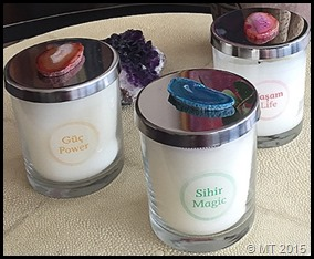 Merve's candles