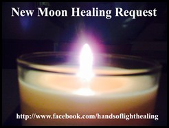 New Moon Healing Request
