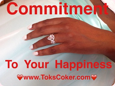 Commitment to your happiness