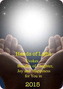 handsoflight evokes bundles of laughter, joy and happiness for you in 2015