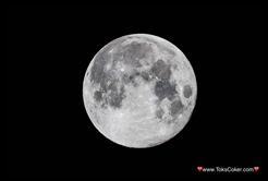 Full Moon Bright
