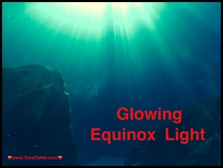 Glowing Equinox Light