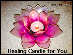 Healing Candle for You