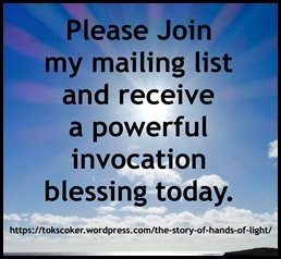 Invocation Blessing