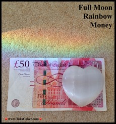 xFull Moon Rainbow Money