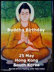 25 May Buddha HongKong