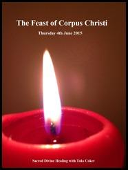 4-6-15 The Feast of Corpus Christi