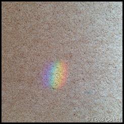 Rainbow on the Ground