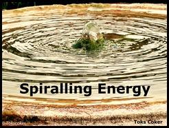 spiralling energy