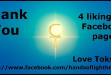 thank you 4 liking facebook