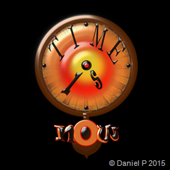 Time is now Daniel Pietrzak