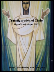 6-8-15 Transfiguration of Christ