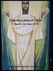 6-8-15 Transfiguration of Christ