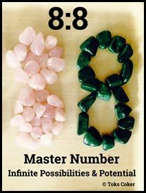 88 master number