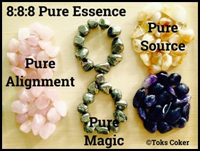 888 pure essence pure alignment pure source pure magic