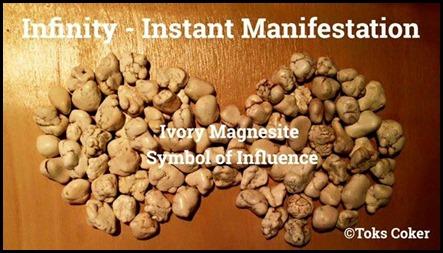 infinity instant manifestation