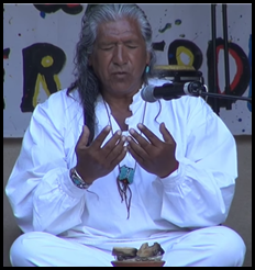 inti meditates