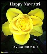 13-9-15 Happy Navratri