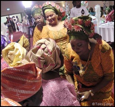 Bride's Family Thanks Groom's