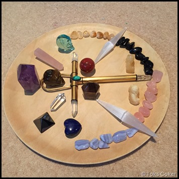 crystal matrix grid
