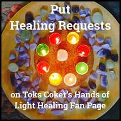 healing requests