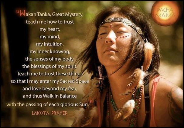 lakota prayer