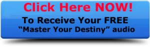 """Master Your Destiny"" audio - Size 8MB"