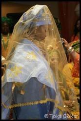 Veiled Goddess of Light