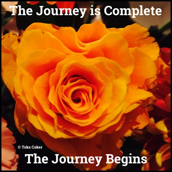 journey completes begins