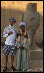 Gary in Egypt