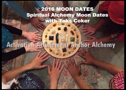 2016 MOON DATES WITH TOKS COKER
