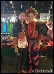 Thai outfit