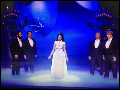 Nicole & 4 Phantoms