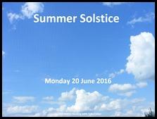 20-6-16 - Summer Solstice
