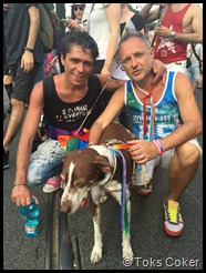 Gay Pride in Rome